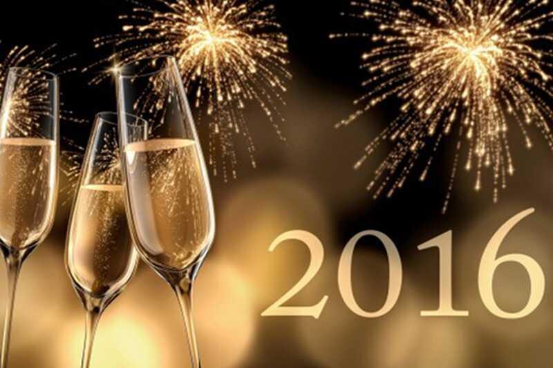 12 neverjetnih srečno novo leto želja za prijatelje