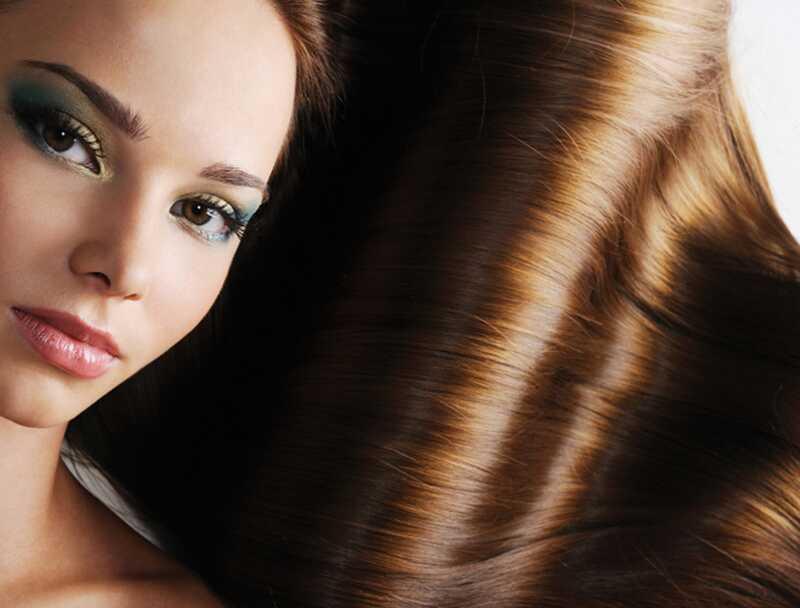 Kako začiniti rjave barve las?