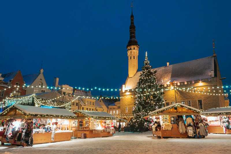 10 najboljših mest na svetu, da preživijo božič