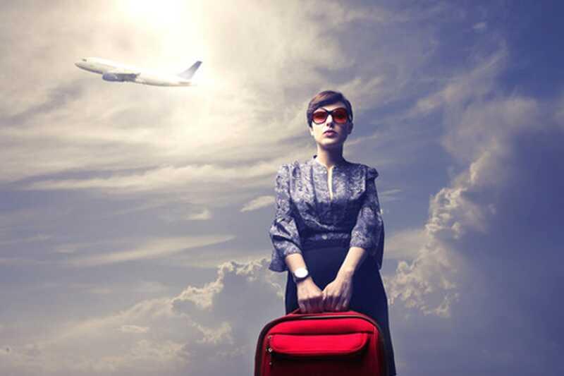8 consells de bellesa de viatge per ajudar-te a sobreviure al vol de llarg recorregut