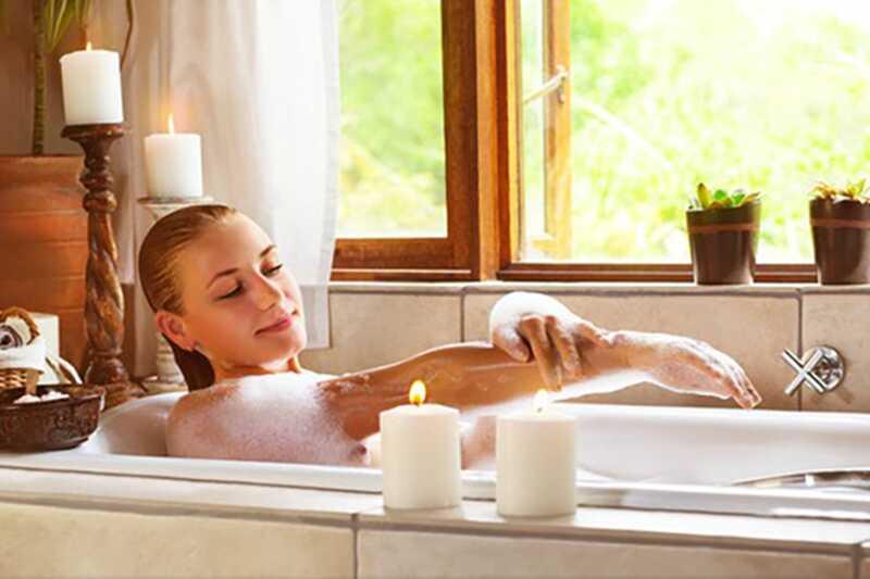10 prirodnih kupaka umiva da se opustite, podmladite i razblažite svoje telo