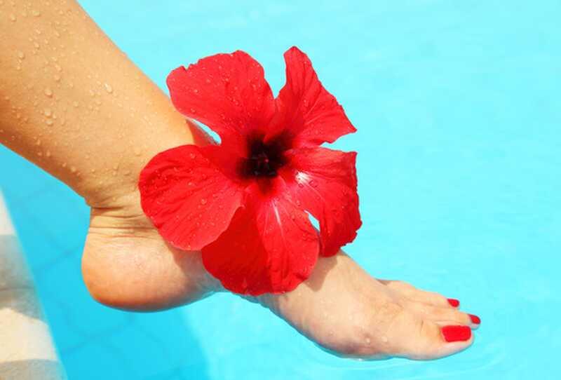 8 stopal za nego nog za lepe in srečne noge