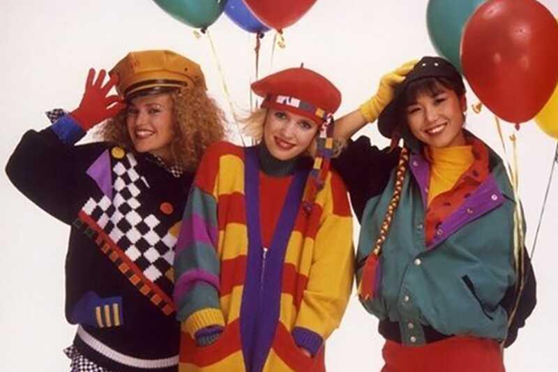 Modni trendi 80-ih: kaj je bilo modno v 80-ih letih?