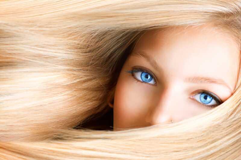 10 mora vedeti nasvetov za lase za blond dekleta
