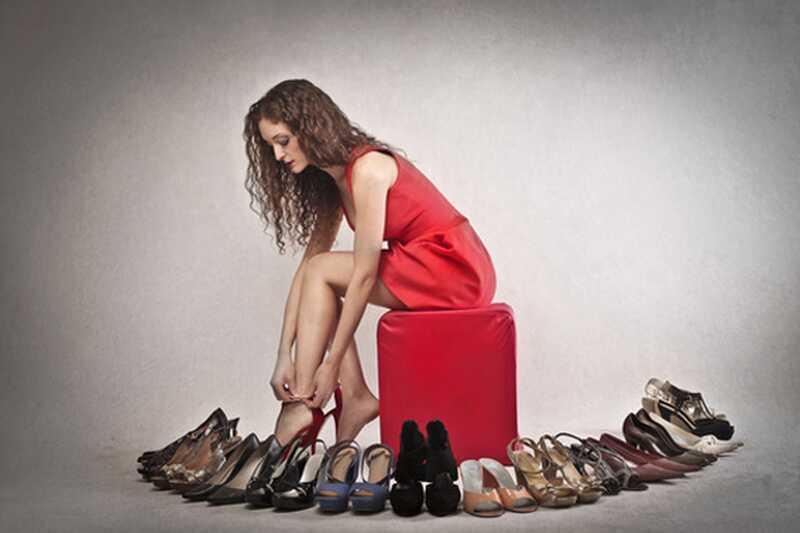 Kaj čevlji govorijo o tebi?