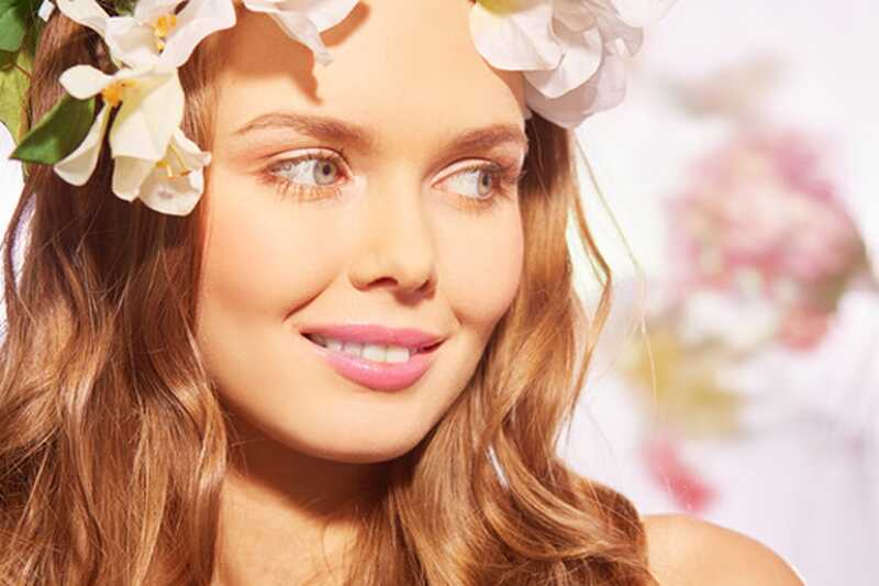 Kako narediti ustnice roza naravno?
