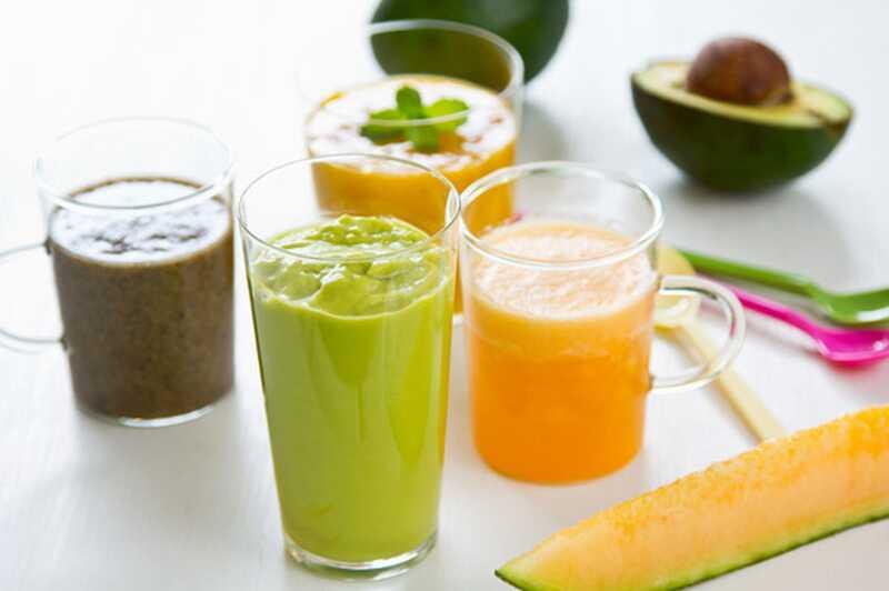 Top 10 zdravih pijač