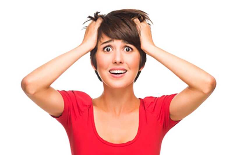Zapanjujući efekti stresa na telo