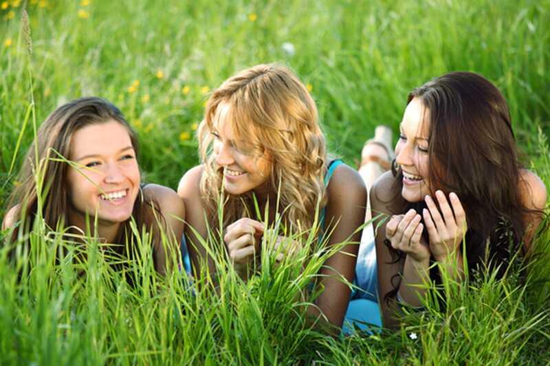 10 nutikat tüdrukut otsustavad olla tõeliselt õnnelikud