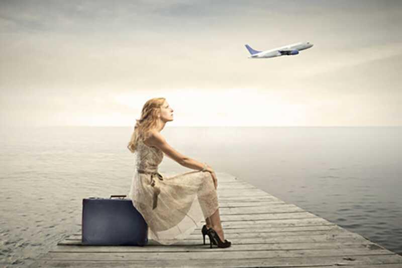 10 uporabnih nasvetov za lete na dolge razdalje