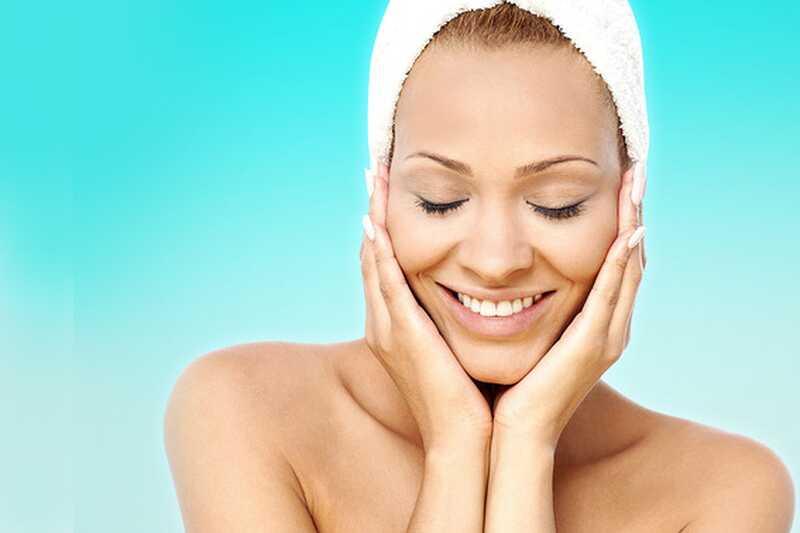 10 naravnih nasvetov o tem, kako trdno in zategnite kožo