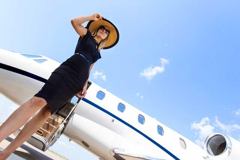 10 consells sobre com ser còmode, però elegant i elegant en un vol llarg