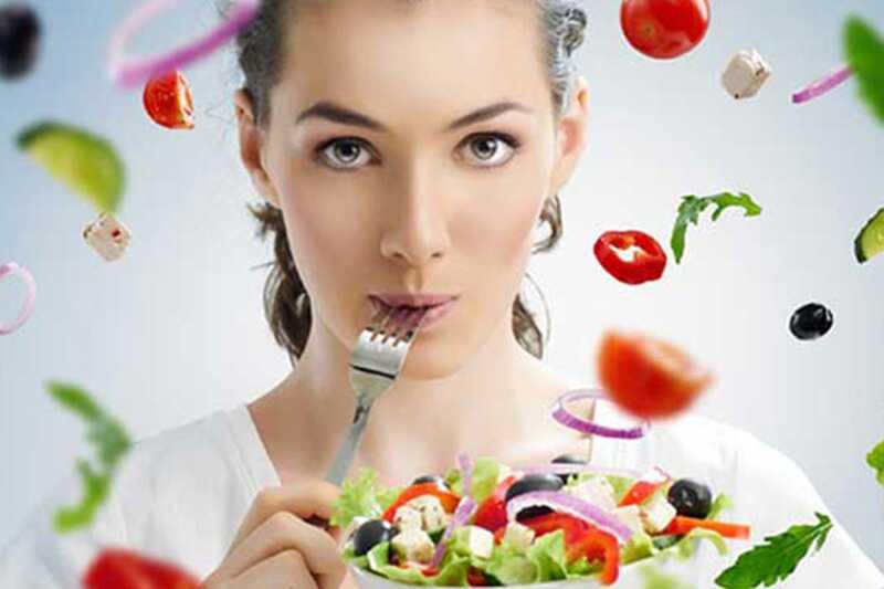10 predivnih prednosti biti vegetarijanac