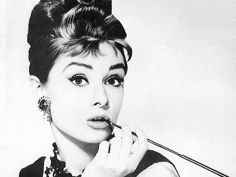 12 Audrey Hepburn našteva, da vas navdihne