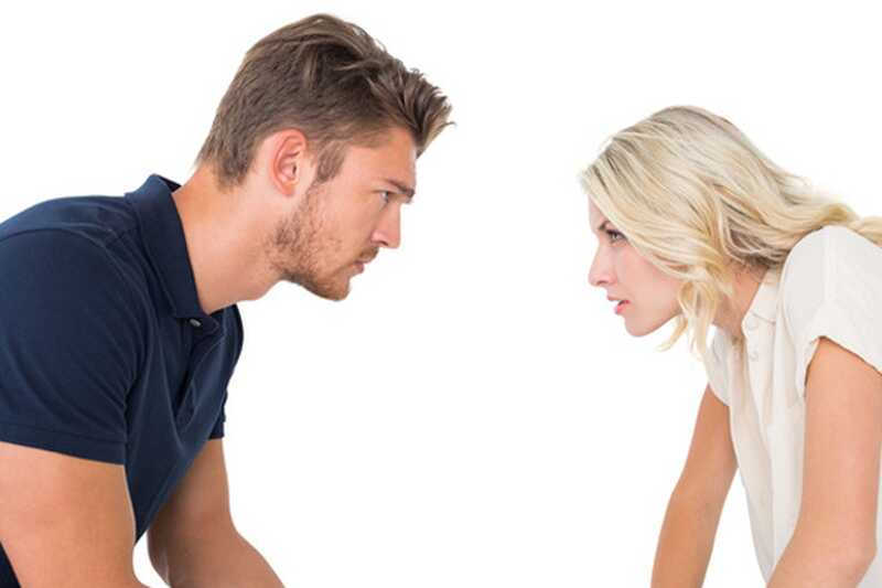 Què heu de fer si us trobeu al vostre ex? 10 consells