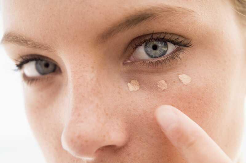 6 consells de maquillatge sobre com usar el corrector