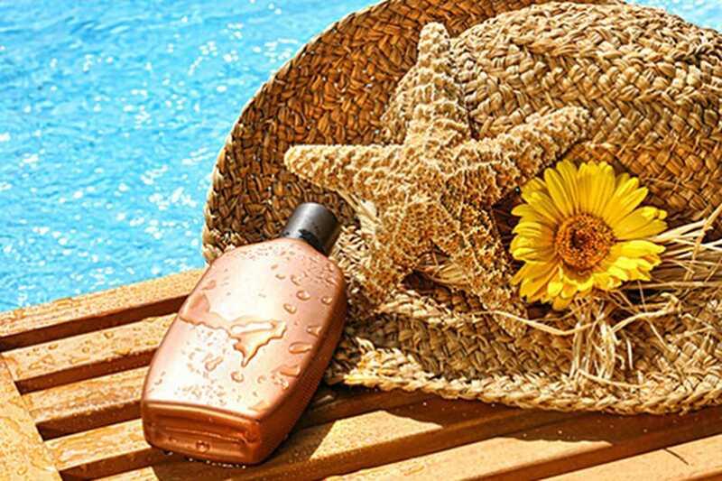 10 savjeta o tome kako i gdje da nanete kremu za zaštitu od sunca
