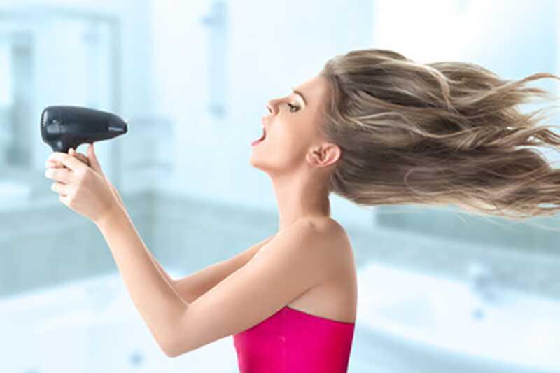 Kako zdraviti suhe lase? 10 super učinkovitih nasvetov za suhe lase