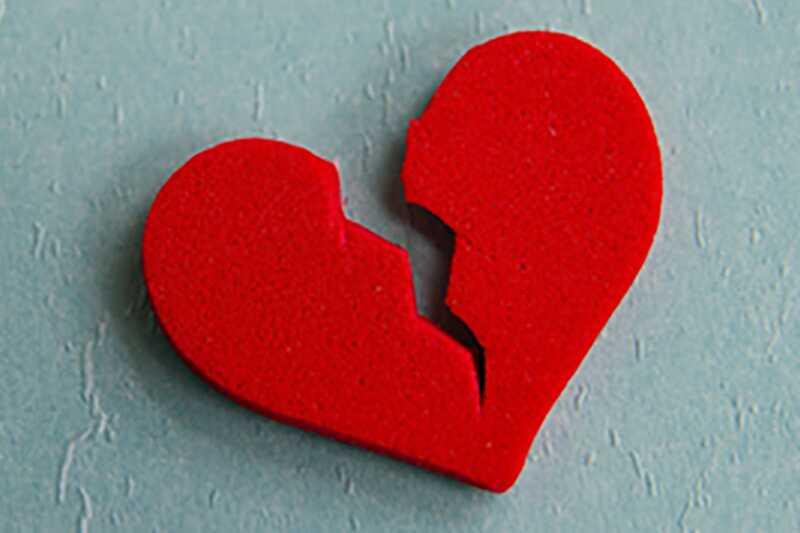 10 motius més freqüents perquè les persones es trenquen