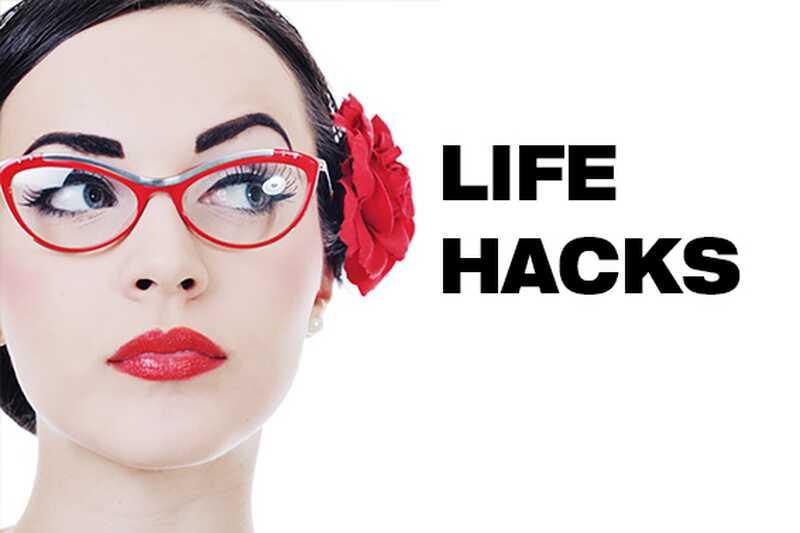 Kako poenostaviti svoje življenje? 20 čudovitih življenjskih hack za dekleta