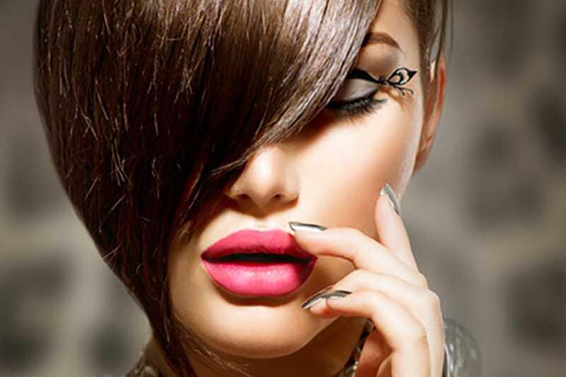 Kako uporabiti šminko? 10 šminke, da se izognete