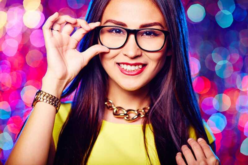 10 čudovitih ličink za čudovite dame z očali