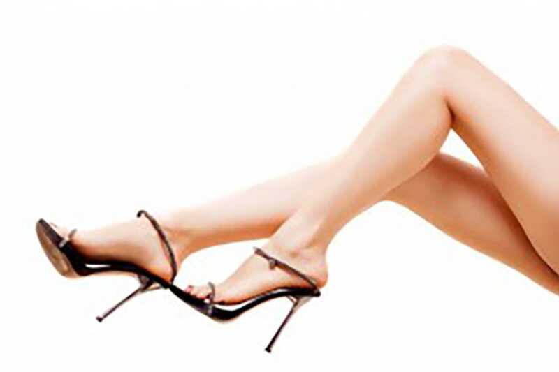 Kako narediti vaše noge videti dlje? 10 nasvetov