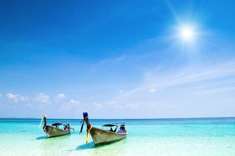 10 najlepših eksotičnih plaž, ki jih lahko obiščete vse leto