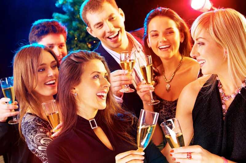 10 nasvetov, da vržete neverjetno zabavo za novo leto v zadnjem trenutku
