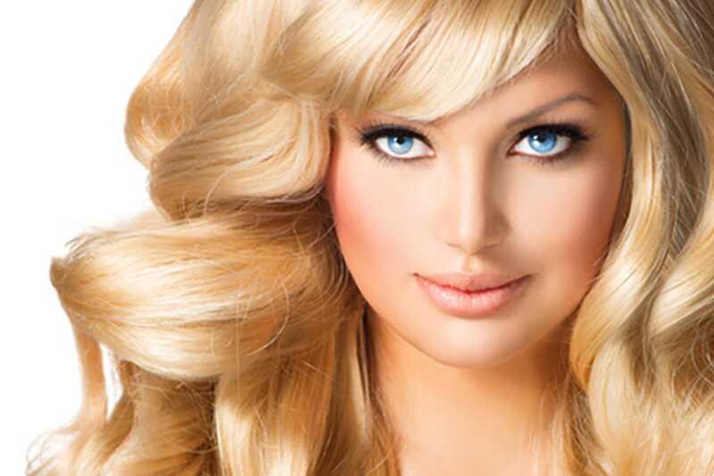 Kako najti popolno barvo las za vaš ton kože?