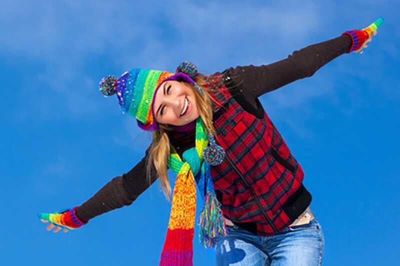 Kuidas hoolitseda naha eest külma ilmaga?