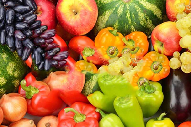 10 põhjust, miks peaksite iga päev sööma puu-ja köögivilju
