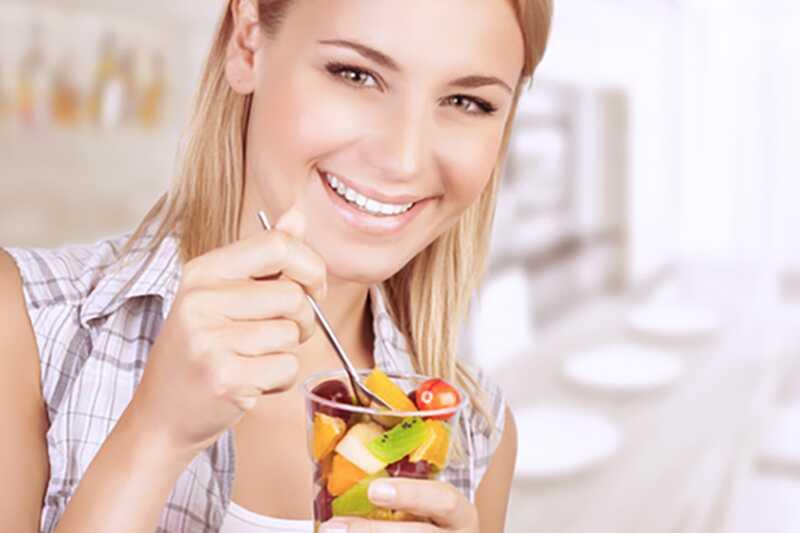 10 čudovitih dejstev o hrani, ki jih mora vsaka fit dekleta vedeti