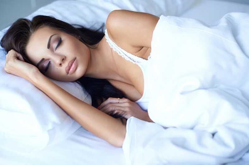 10 stvari, ki vam bodo pomagale spati