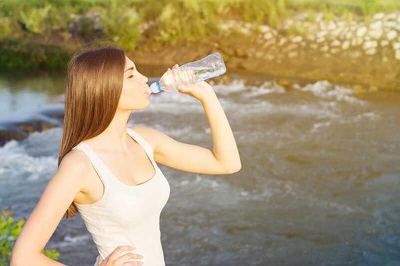 10 näpunäidet, kuidas peatada liigne higistamine kuumal päeval