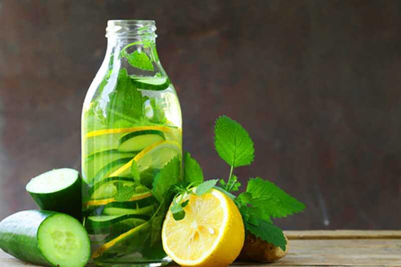 10 uporabnih nasvetov o tem, kako dnevno detoxirati vaše telo