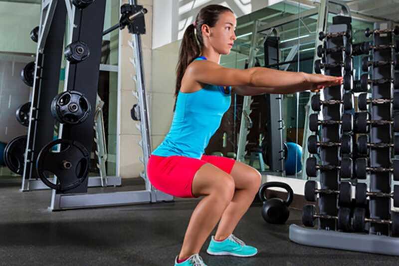 Per què cada dona hauria de provar squats?