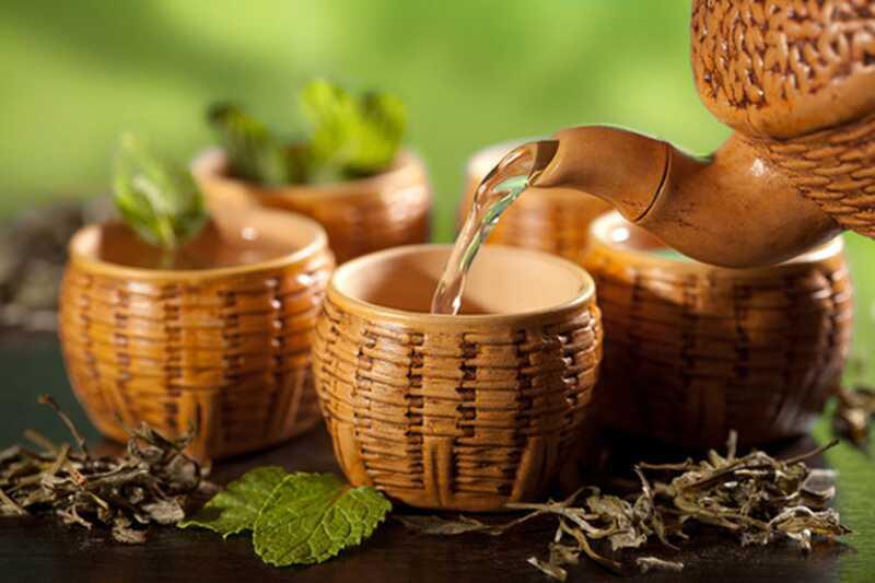 10 ok, hogy minden nap igyunk zöld teát
