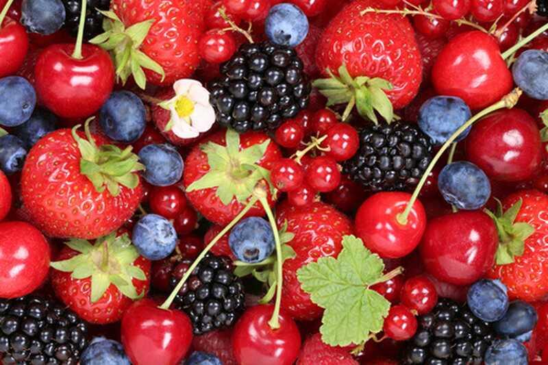 10 živil, ki se borijo proti staranju in raku