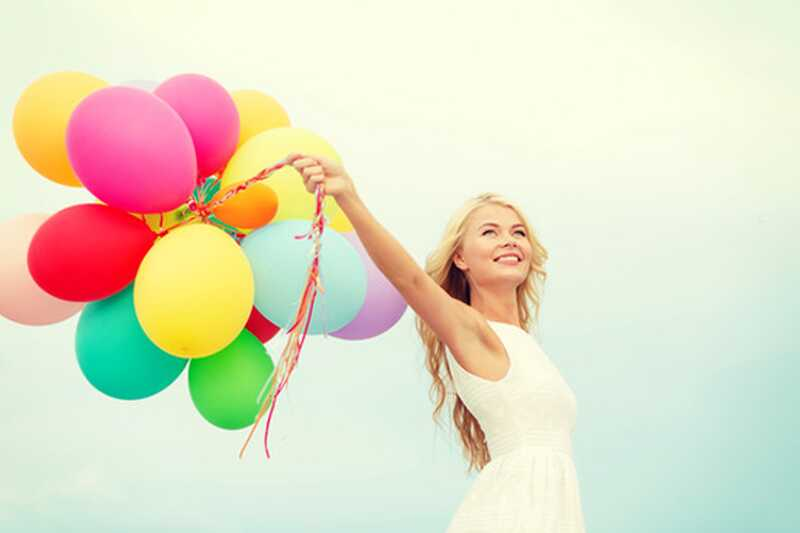 Kako ostati pozitiven in vesel večino časa?