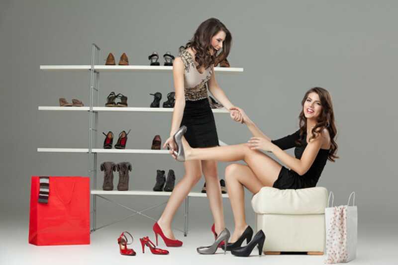 10 nasvetov o tem, kako udobno nositi visoke pete