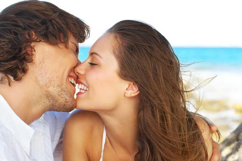 Koristi poljubljanja za zdravje