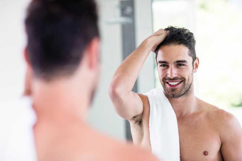 10 lepotnih nasvetov za moške