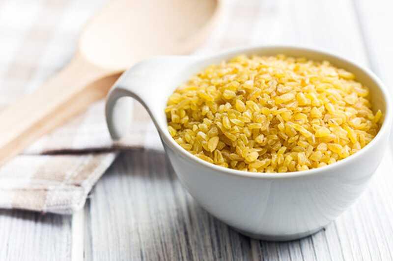 10 beneficis per a la salut del blat bulgur
