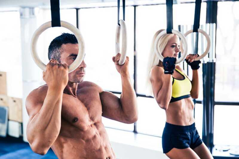 10 odličnih treningih za izdelavo mišic