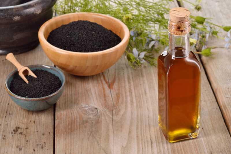 10 velikih črnskih oljnih olj ugodnosti in uporabe