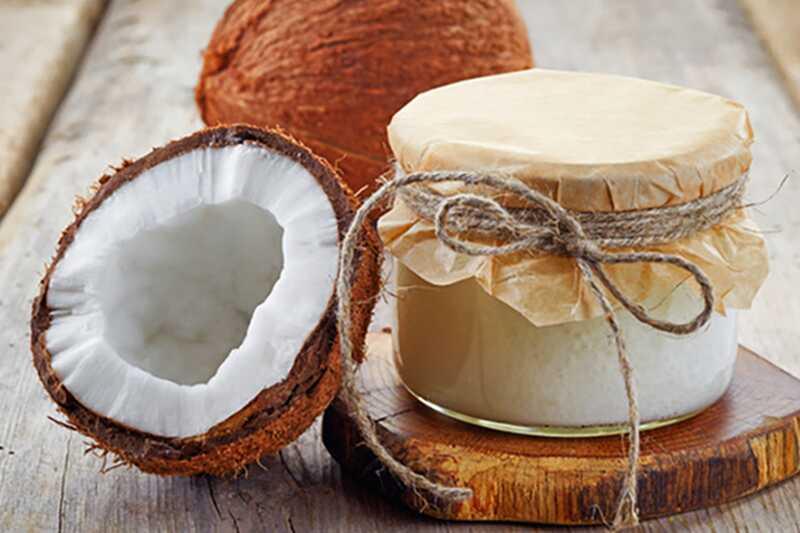 Com utilitzar loli de coco per sentir-se més bell?