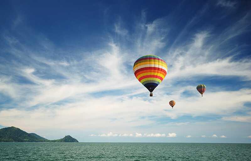 Top 10 najbolj priljubljenih luksuznih potovalnih destinacij