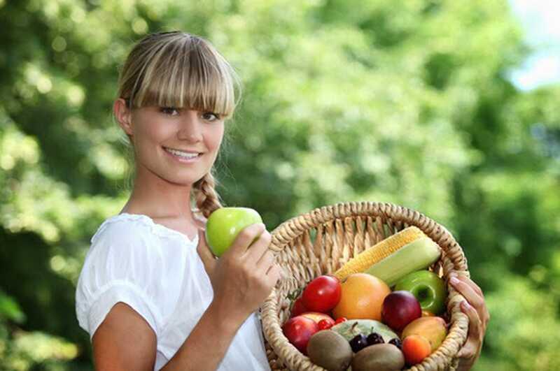 10 razlogov za jesti sveže veggies vsak dan