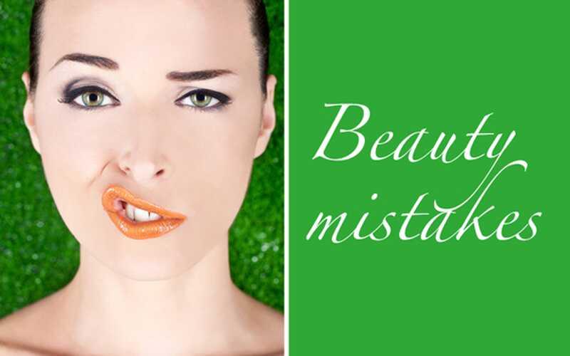 10 грешака у шминама и лепотама које искључују момке